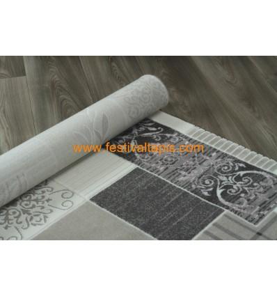 Tapis moderne laine ,tapis laine gris ,tapis laine beige ,tapis contemporain en laine