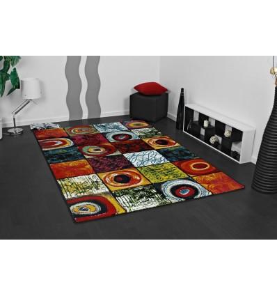 Tapis multicolore ,tapis shaggy pas cher ,tapis oriental ,tapis salon pas cher ,tapis carré