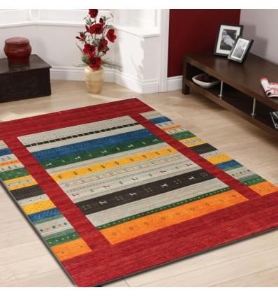 Tapis laine contemporain,tapis laine pas cher,tapis en laine gris,tapis en laine fait main