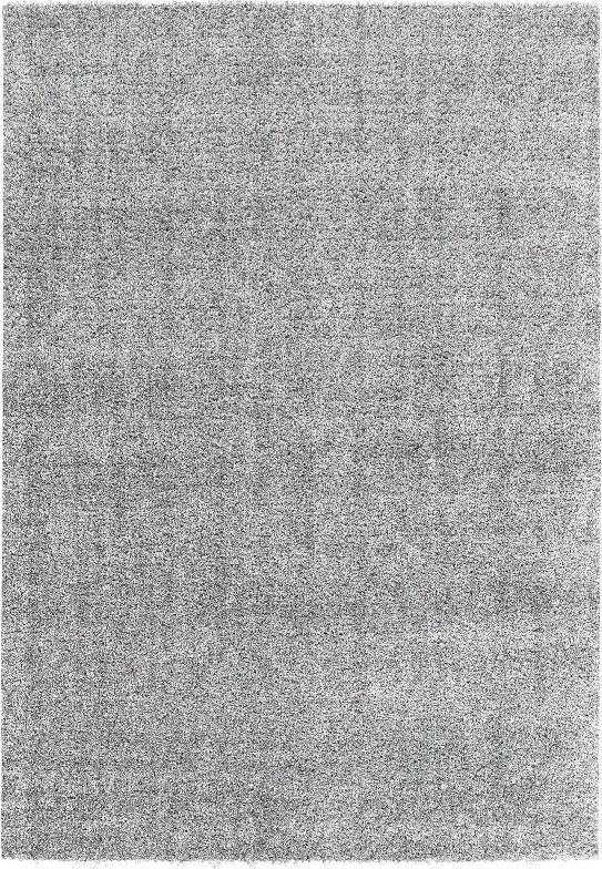 Tapis shaggy moderne pars m de lurex coloris gris funky 11 pas cher - Tapis laine contemporain solde ...