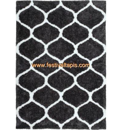 Tapis shaggy noir et blanc ,tapis gris shaggy ,tapis shaggy blanc pas cher,tapis blanc shaggy