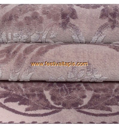 Tapis violet, tapis violet pas cher, tapis shaggy violet, tapis rond violet, tapis shaggy violet pas cher