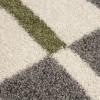 Tapis shaggy rond, tapis shaggy marron, tapis shaggy gris pas cher, tapi shaggy, tapis shaggy taupe