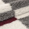 tapis rond shaggy, tapis shaggy rouge, tapis shaggy rond, tapis shaggy rouge, tapis shaggyrouge pas cher, tapi shaggy