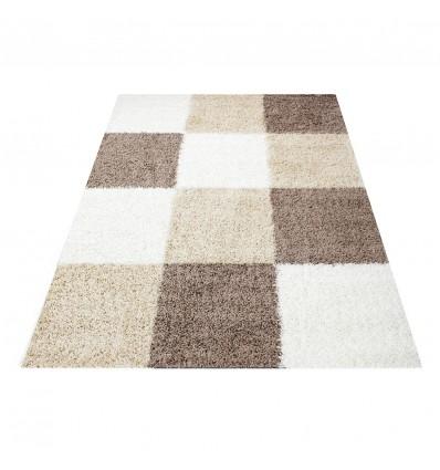 Tapis shaggy taupe pas cher ,tapis shaggy brun pas cher 160x230 ,tapis lux shaggy ,tapis noir shagg