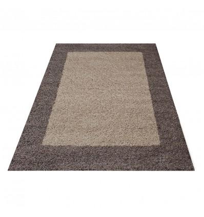 tapis beige et marron, tapis de salon beige, tapis shaggy beige pas cher, tapis beige marron, tapis marron et beige,