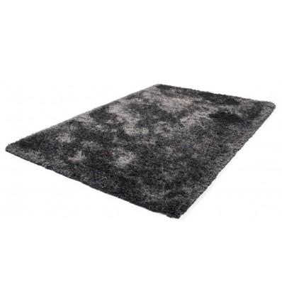 Tapis Shaggy fait main coloris noir tapis salon, tapis de salon, tapis salon pas cher, tapis de salon pas cher, tapis pour salon