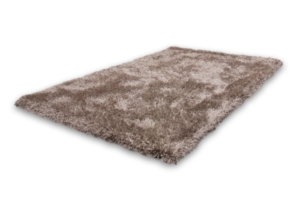tapis shaggy fait main coloris brun malibu. Black Bedroom Furniture Sets. Home Design Ideas